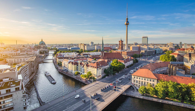 Oranienburger Chaussee, Berlijn